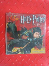 Harry Potter AND  THE  GOBIET OF  FIRE     全新塑封