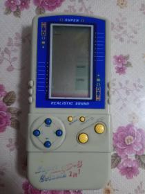 怀旧俄罗斯方块 gamewatch 游戏掌机