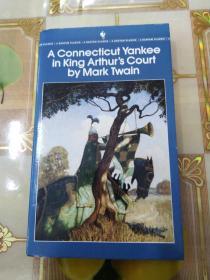 A Connecticut Yankee in King Arthurs Court by Mark Twain(原版英文书)
