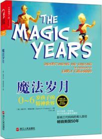 魔法岁月-0-6岁孩子的精神世界