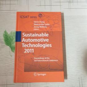 Sustainable Automotive Technologies 2011 可持续汽车技术2011