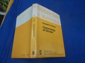Graduate Textsin Mathematics 87 精装+护封 外文版(不认识外文 书名等以图片为准 请书友自鉴)小16开