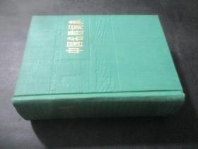 中国名胜词典 精装 无护封