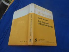 Graduate Textsin Mathematics 91 精装+护封 外文版(不认识外文 书名等以图片为准 请书友自鉴)小16开
