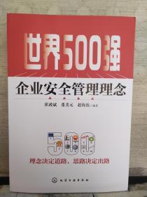 世界500强企业安全管理理念(2018.8重印)