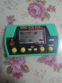 日本原装game wacth游戏机 猫和老鼠