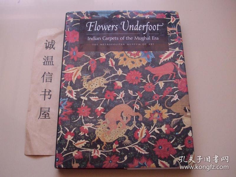 flowers  Underfoot【图很多,布面精装8开】