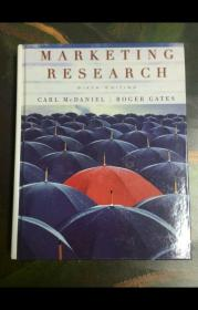 MARKETING RESEARCH(SIXTH EDITION(含光盘)
