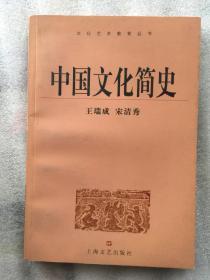 中国文化简史(上海文艺出版社)