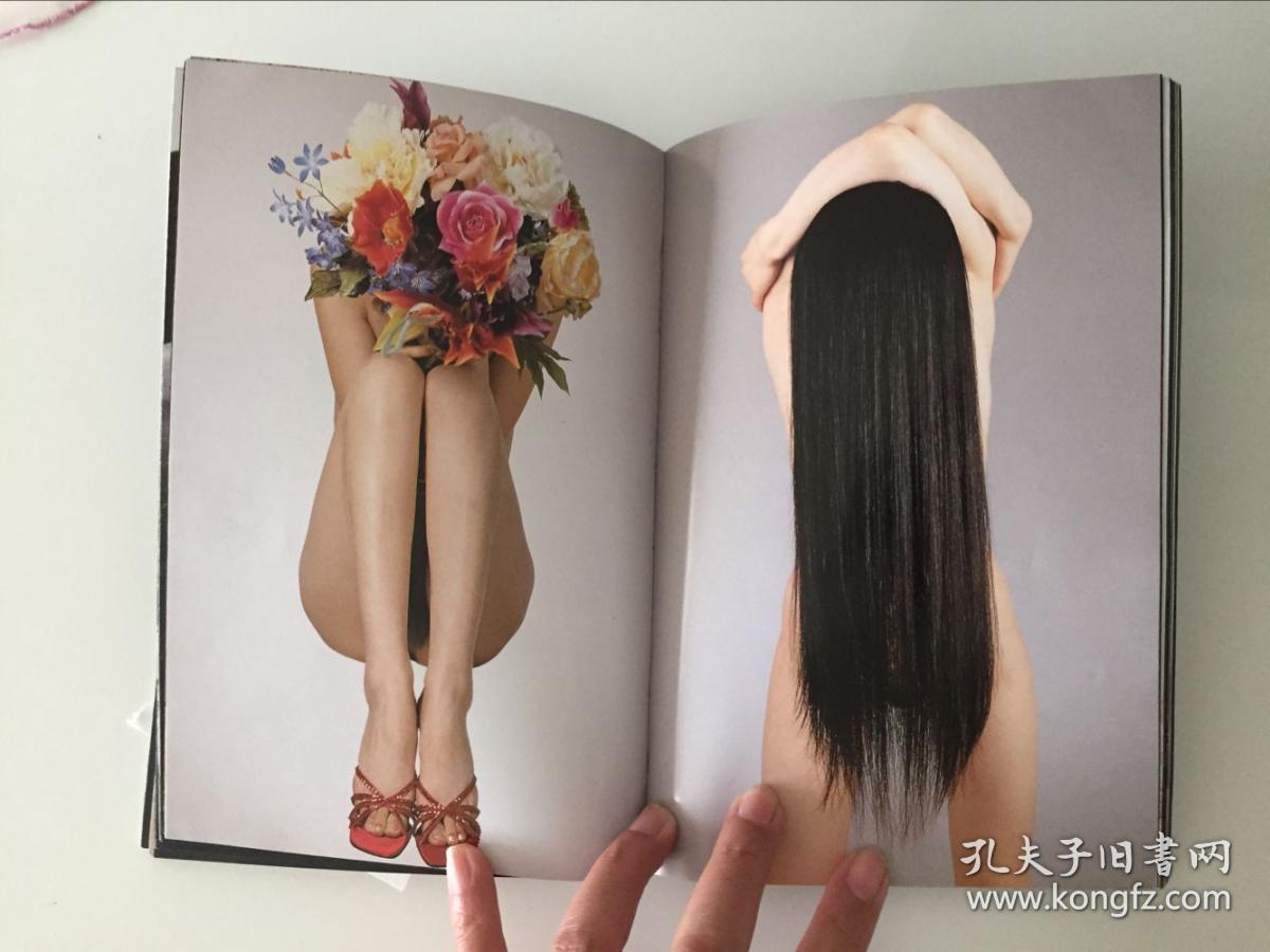人体艺木欣赏杨思敏_回归自然:人体造型艺术,杨思敏(2本合售)