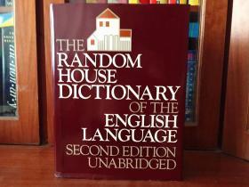 库存无瑕疵 美国原版进口辞典 兰登书屋英语大词典(第二版未删节本) The Random House Dictionary of the English Language  the 2nd edition