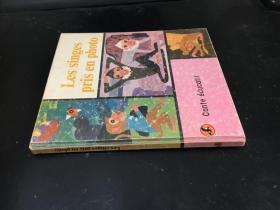 科学童话 给猴子照相 法文版 20开精装