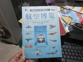 绘图新世纪少年工程师丛书――航空博览