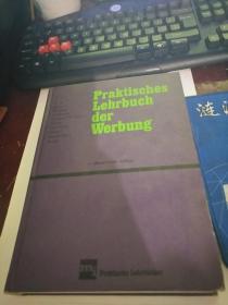 PRAKTISCHES LEHRBUCH DER WERBUNG   (praktisches lehrbuch德公司)德语原版书 看图