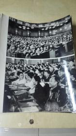 审判林彪江青反革命集团大幅照片16张