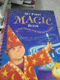现货!MY FIRST MAGIC BOOK