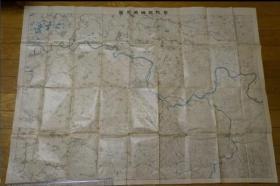 辽阳地图  (学校教练用图) 1铺