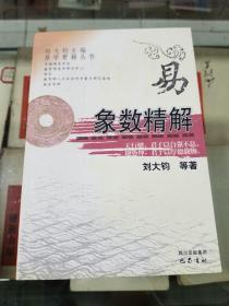 象数精解(04年初版  库存新书)