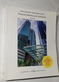 Financial markets and institutions 6 th Anthony Marcia 正版