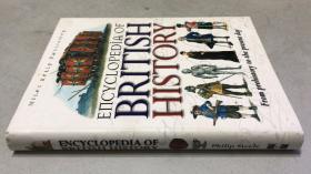 Encyclopedia of British History (软精装)