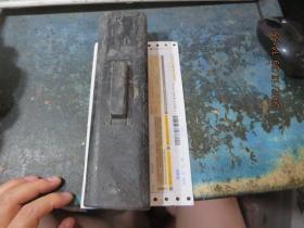 徽墨制墨模具,清代《徽州胡开文法制--一品》 木质墨模具 一套,入手很沉,也不知是不是红木。存于楼上博古架一*3
