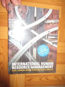 International Human Resource Management (详见图),全新未开封
