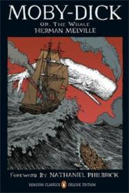 Moby-dick: Or  The Whale (penguin Classics Deluxe Edition)