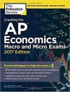 英文原版书 Cracking the AP Economics Macro & Micro Exams 2017 Edition