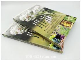药用植物 Healing Herbs 香草疗法