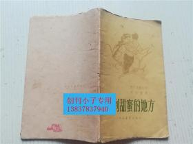 逃到甜蜜的地方:撒尼族歌唱诗  袁勃整理  中国青年出版社 1957年版