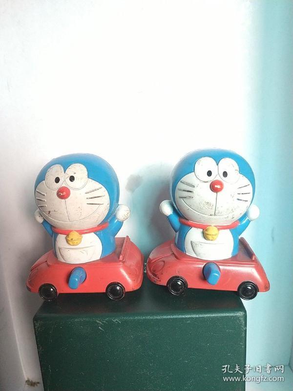 肯德基 玩具哆啦a梦 (两个玩具合售)