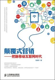 颠覆式营销:把脉移动互联网时代