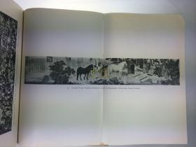 1940年初版《郎世宁:乾隆皇帝御用画师》/欧洲第一部郎世宁研究专著/郎世宁/Giuseppe Castiglione/23面图版