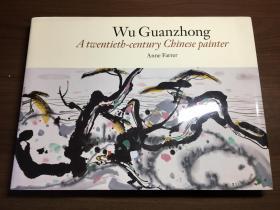 1992年《吳冠中:20世紀中國畫家》吳冠中畫集/Wu GuanZhong,A Twentieth-century Chinese Painter