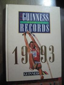 THE GUINNESS RECORDS 1993 签名本