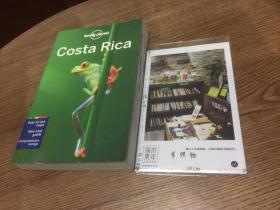 LONELY PLANET  : Costa Rica    孤独星球旅行指南  哥斯达黎加  英文原版