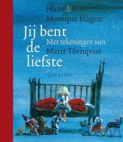 荷兰语亲子绘本 你是甜蜜的 Jij bent de liefste