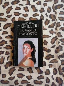意大利文原版:LA VAMPA DAGOSTO