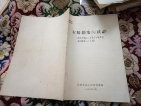 文革资料:右倾翻案的铁证——邓小平的《二十条》与张平化的《四条》、《八条》..