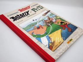 漫画故事书 R.goscunny Asterix A.Uderzo意大利语漫画