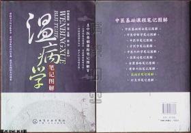 中医基础课程笔记图解-温病学笔记图解☆
