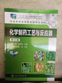化学制药工艺与反应器-第三版(2018.3重印)