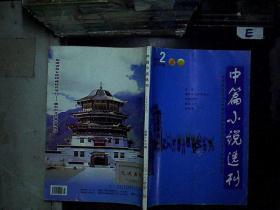 中篇小说选刊2010 2.