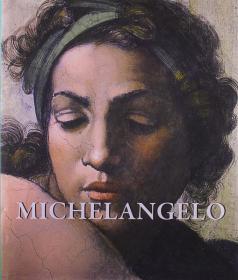 Michelangelo[米开朗基罗]雕塑作品集 英文原版