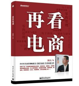 再看電商:2013年年度管理暢銷書《我看電商》黃若最新力作