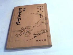 新版日本文学史