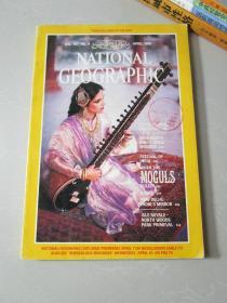 NATIONAL GEOGRAPHIC APRIL 1985 美国国家地理(16开本)