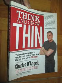 Think and Grow Thin: The Revolutionary Diet and Weight-loss System That Will Change Your Life in 88 Days!      【詳見圖】
