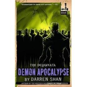 正版包邮n1/The Demonata #6 Demon Apocalypse/9780316003803/N7-4