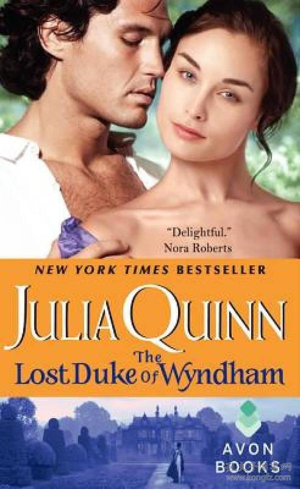 正版包邮n1/The Lost Duke of Wyndham/9780060876104/W1